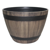 15 inch HDR'® Wine Barrel - Kentucky Walnut
