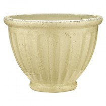 "10"" Caylo Planter - Irish Cream Glaze"