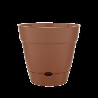 Dynamic Design 12 Newbury Self Watering Planter Light Terracotta