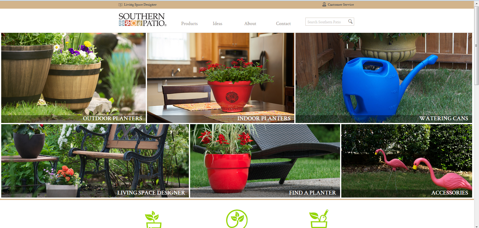 High Quality The New SouthernPatio.com