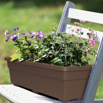 "24"" Promo Window Box, Cocoa"