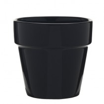 "10"" Electric Planter, Black"