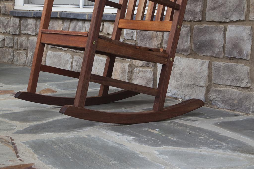 Design Center - Outdoor - Rocking Chair Deep DOF