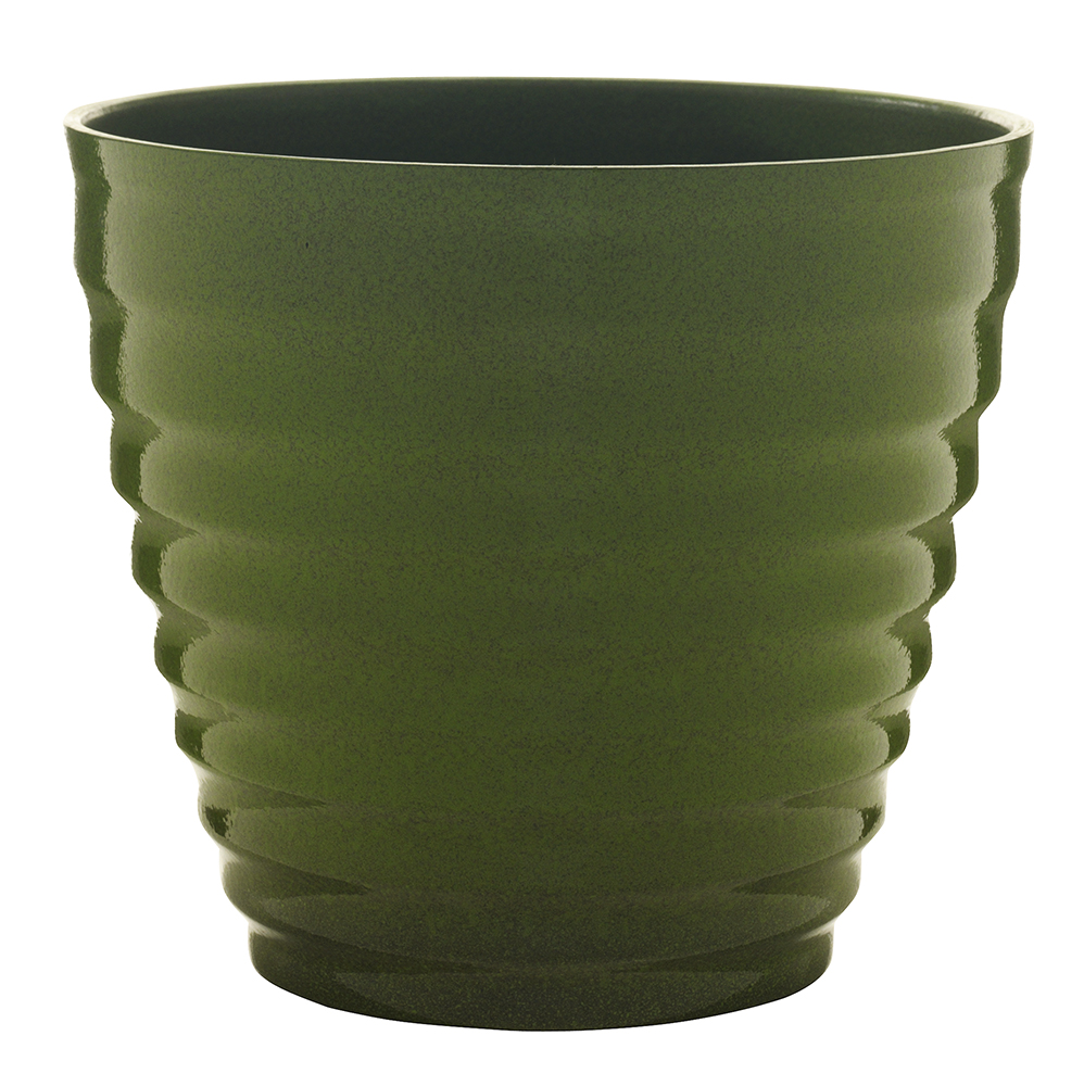 12 Quot Beehive Planter Green Southern Patio