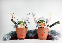 reindeer gardening projects