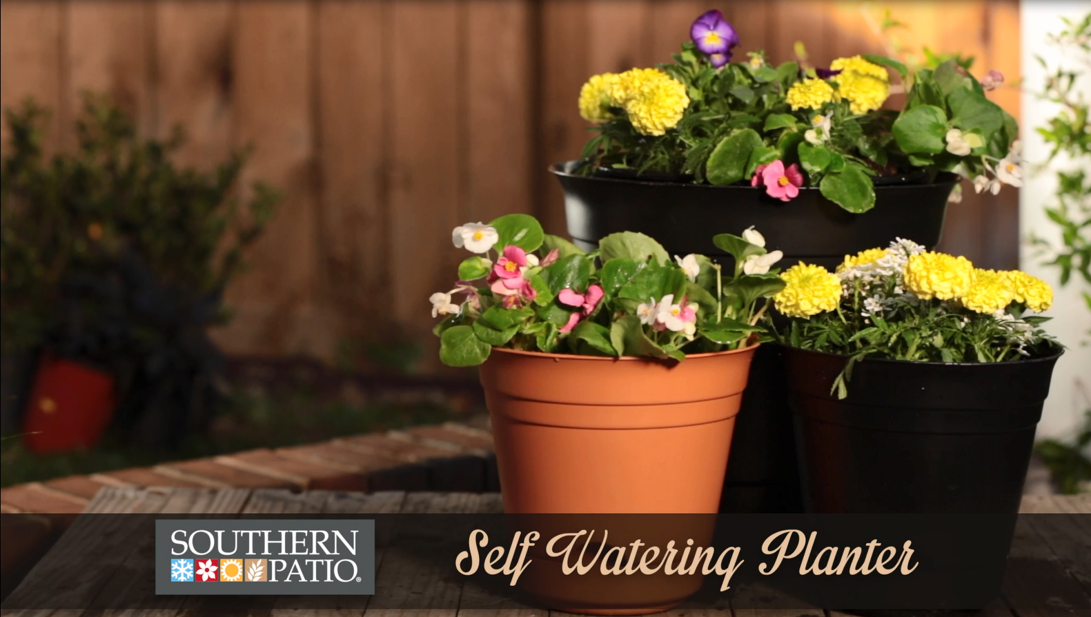 Self Watering Planters Part - 45: Benefits Of Self Watering Planters