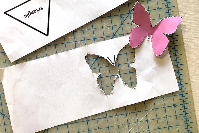 cut out stencils