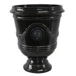 Black Porter Urn