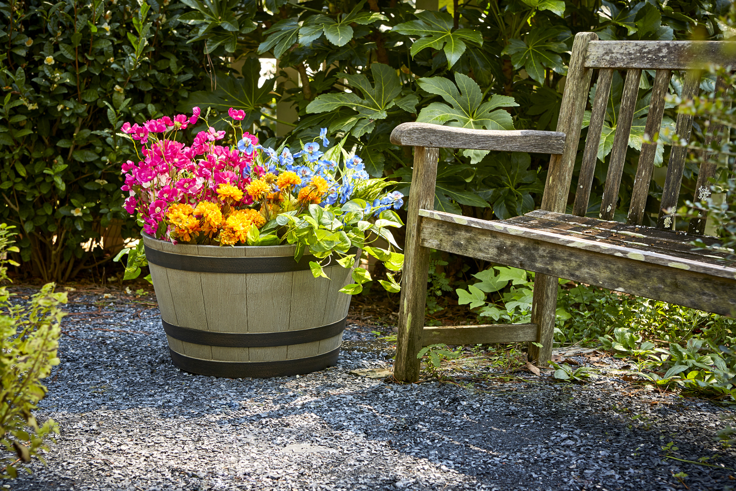 Container Gardens Are A Convenient Way To Brighten Your Patio Or Entryway.  And While Theyu0027re Easy To Create, They Do Require A Minimal Amount Of  Maintenance ...