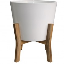 16inchContemporary-Planter-with-Stand