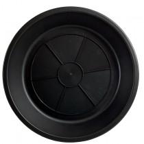 black saucer