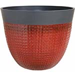 large red pot